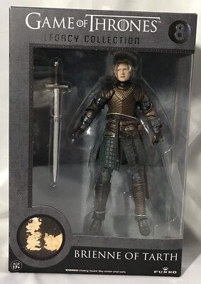 Game Of Thrones~Legacy Colección~Brienne Of Tarth ~ Gentle Giant ~ Funko