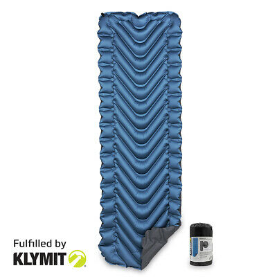 KLYMIT Armored V Ultra-Durable Sleeping Camping Pad - Brand NEW