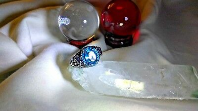 CAPTIVATING & RARE WICCAN EGYPTIAN DJINN SPIRIT VESSEL AMULET Treasure PARA META