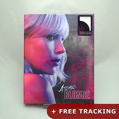 Atomic Blonde - 4K & Blu-ray Full Slip Case Creative Edition / UHD / The BLU