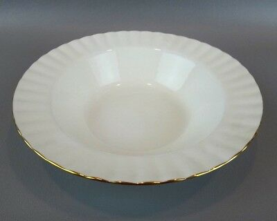 "Royal Albert ""val D'or"" Rimmed Soup Bowl"