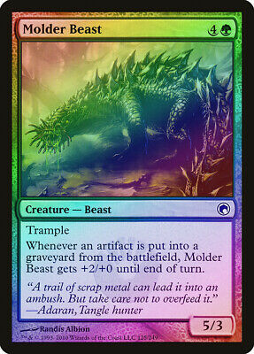 Untamed Might FOIL Scars of Mirrodin NM-M Green Common MAGIC MTG CARD ABUGames