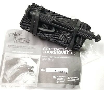 "SOF Tactical Tourniquet 1.5"" Wide SOFTT-W Tactical Medical Solutions"