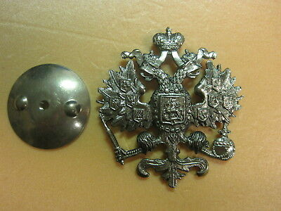 Coat of Arms of Russia. History of the USSR. Pin Badge. Russia.