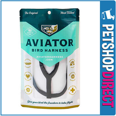 The Aviator Bird Harness & Leash (w/DVD)-  FREE DELIVERY