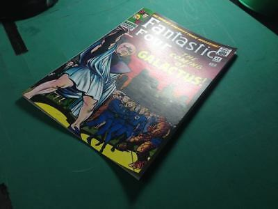 Facsimile reprint covers only to FANTASTIC FOUR #48