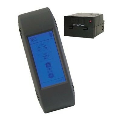 Fireplace Remote Control Ambient TSST Battery Digital Touch Screen 795-2