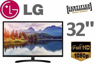 "LG 32"" 32MP58HQP LED LCD Wide Screen IPS Monitor HDMI / 1080P HD Widescreen DVI"