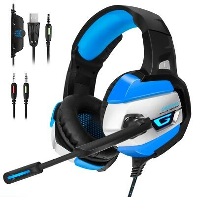 ONIKUMA K5 MIC Gaming Headset Headphone For PS4 NEW XBOX ONE Switch PC Laptop