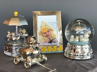 Reed & Barton Lenox SOMETHING DUCKIE Baby Nursery Decor Collection NEW HEIRLOOM