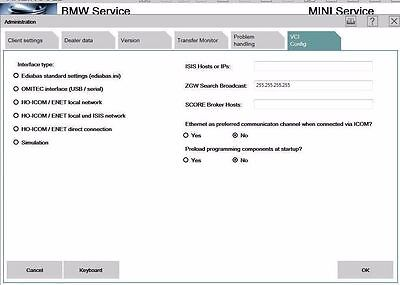 BMW Diagnose  Paket - Rhein./IS./D 3.41 - BMW, MINI, Rolls Royce