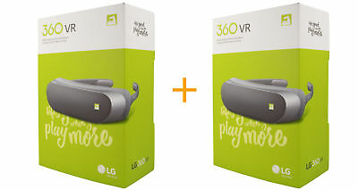 On Sale // Buy One Get One Free Lg 360 Vr Lgr100 3D Video Glasses