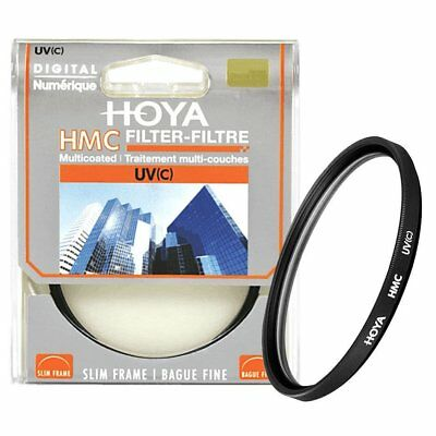 Hoya HMC UV(C) 37/43/46/49/52/55/58/62/67/72/77/82 mm Camera Lens Filter Genuine