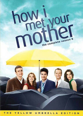 How I Met Your Mother: The Complete Eighth Season (Season 8) (3 Disc) DVD NEW