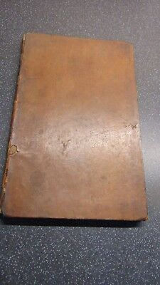 1809 Leather Bound An Essay On The Christian Sabbath By William Bolland