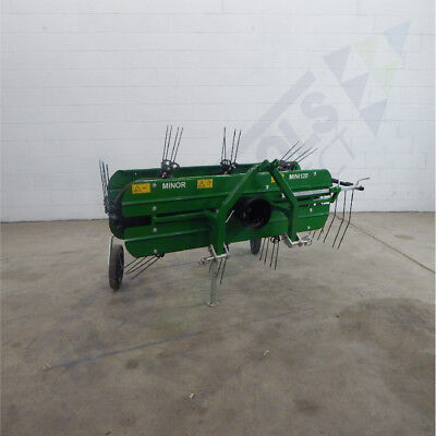 Ibex TX78 Mini Belt Hay Rake - USED