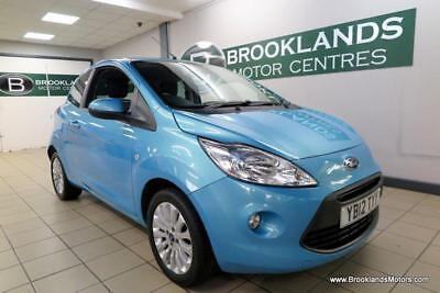 Ford Ka 1.2 ZETEC [5X SERVICES, LOW MILES and ?30 ROAD TAX]