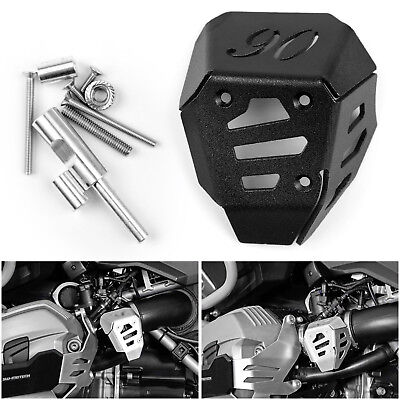 Potentiometer Guard Protector Black For BMW R1200GS 2008-2012 R Nine T 14-18 BS2