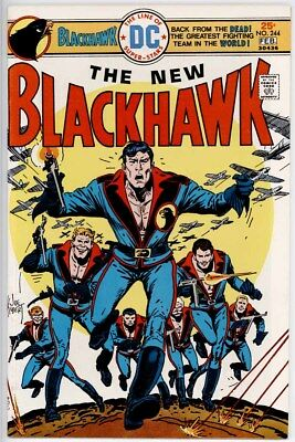 Blackhawk #244 Nm 9.4 Dc Comics 1976