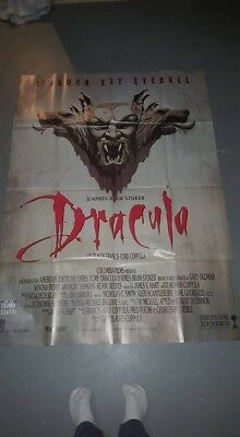 Bram Stockers Dracula Poster French Version BIG SIZE RARE