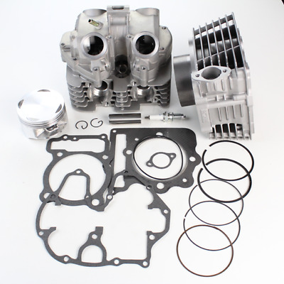 Cylinder Piston Gasket Head Top End Kit for Honda XR400R 1996-2004