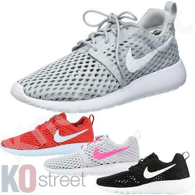 Boys Nike Roshe One Flight Weight Trainers Summer Pumps Running Shoes Size BNWT