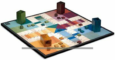 Parchis (Spanish Ludo - Contemporary Style)