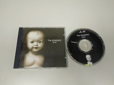 1118- The Sundays Blind 11 Tracks   Cd Disco Envio Economico