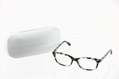 Warby Parker Tortoise Brown Blue Rectangular Upton Lens Glasses
