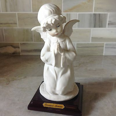 Giuseppe Armani Angel/ Cherub Figurine 1983 No Box