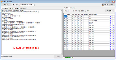 Learn RFID Memory Stucture and Commands Using OMNIKEY readers - Software Only