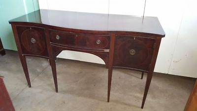 19th Century Inlaid Sideboard