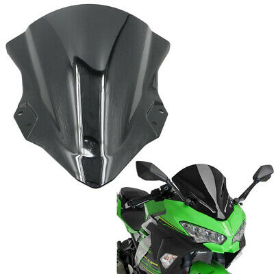 Windshield Windscreen For Kawasaki Ninja400 400 Ninja 250 Ninja250 2018 Black