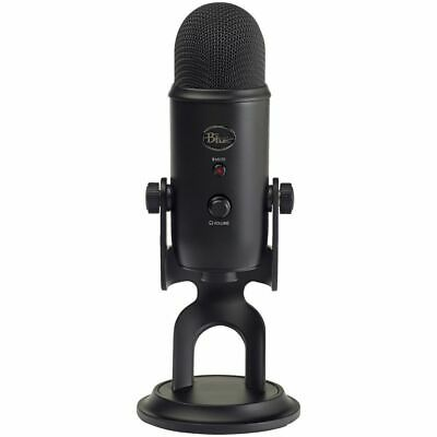 Blue Yeti 3 USB Microphone Black