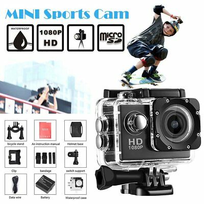 Ultra Full HD 1080P Waterproof Sport Camera Action Camcorder as Go Pro