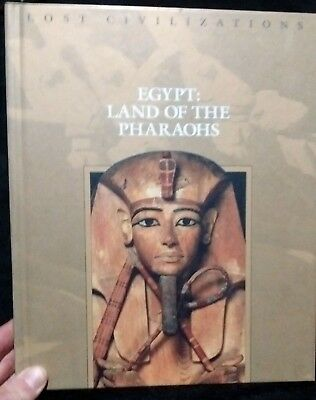 Lost Civilizations: Egypt : Land of the Pharaohs Lost Civilizations Series(1999)