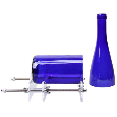 Professional Glass Bottles Cutter Machine Cutting Tool For Wine Bottle New