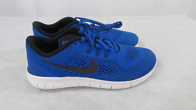 e24809966ff29 NIKE FREE RN GS 833989 401 Running Game Royal Black Many Sizes Youth ...