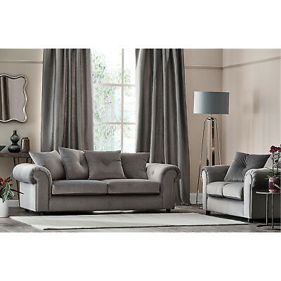 MAC DESIGNS DERBY Comfortable Luxury 3+2 Seater Sofa set ...