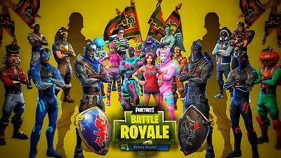 Fortnite Iron-On Heat Transfer! 8X10 FULL COLOR. Great for DIY