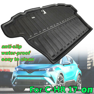 For Toyota C-HR CHR 17-19 Cargo Boot Liner Tray Trunk Floor Mat Tray Carpet
