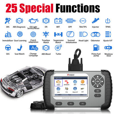 W211/R230 ABS/SBC Reset Tool Repair Code C249F Recovery By OBD Für Mercedes Benz