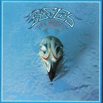 Eagles Their Greatest Hits 1971-1975 Remastered CD NEW