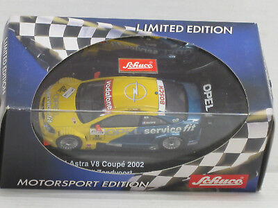 "Opel Astra V8 Coupé 2002 Nr.44 ""Eric Helary Zandvoort"", OVP, Schuco,1:43,limited"