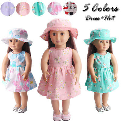 Doll Clothes Pajames Shoes for 18inch Doll Clothes Our Generation My Life Dolls