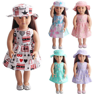 Sweet Doll Clothes for 18'' Doll Clothes Doll Our Generation Dress Costume Accs