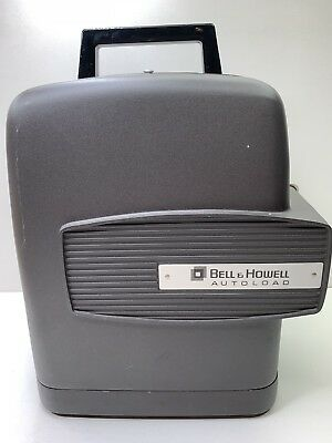 Vintage Bell & Howell Super 8 Design 346A 8mm Movie Film Projector