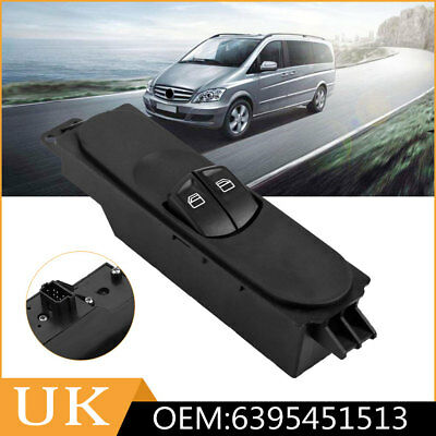 Onwards WY 2003 Electric Power Window Switch 6395451513 For Mercedes Vito Viano