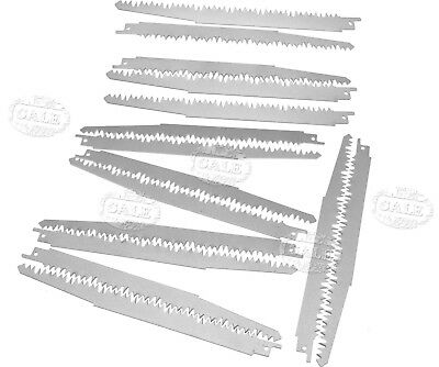5/10pcs High Carbon Steel Reciprocating Saw Blades 240mm Sabre For Bosch