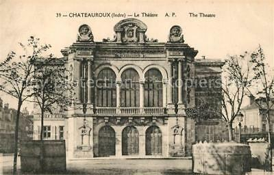 13023112 Chateauroux Indre Theatre Chateauroux